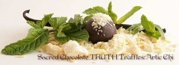 Sacred Truth Truffle: Artic Chi