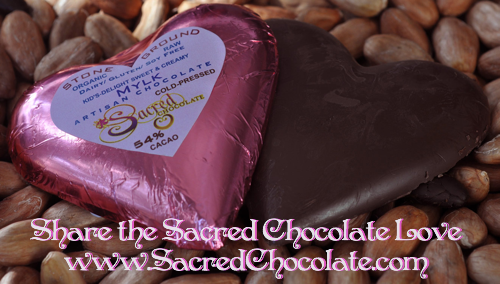 Sacred Chocolate Mylk