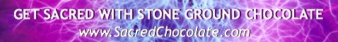 Get Sacred with Stone Ground Chocolate
