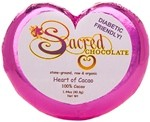 100% Heart of Cacao - 1.44oz Heart Bar