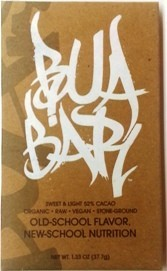 Bua Bar (Dairy FREE; 52% Cacao)  - 1.33oz (Rectangular)