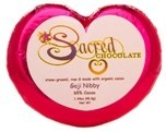 Goji Nibby - 1.44oz Heart Bar