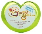 Zero Pointe Mint - 1.44oz Heart Bar
