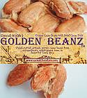 David Wolfe's Golden Beanz 1.1 Pounds - Wild Crafted Fruit Pulp Covered Raw Cacao Beans from Costa Rica